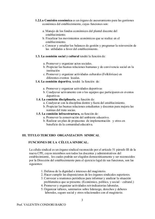 Manual de funciones de la unidad educativa bolivia ma ana for Manual de funciones de un restaurante pdf