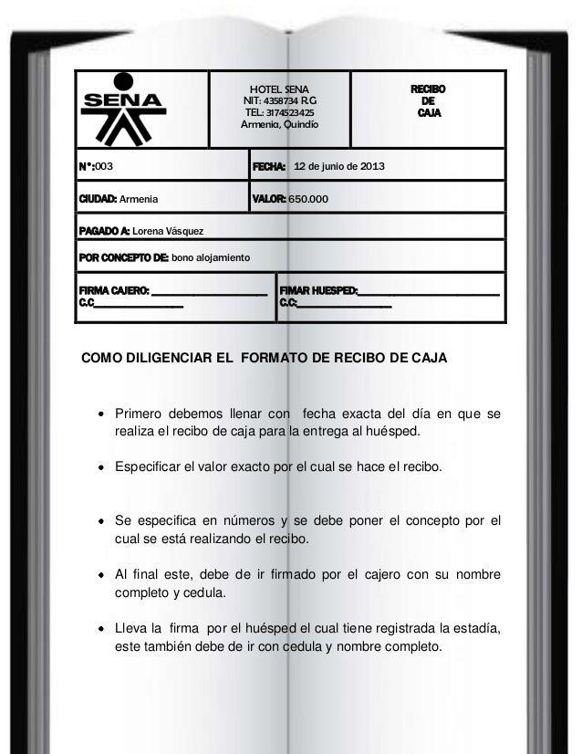 manual de funciones y proce para caja 1