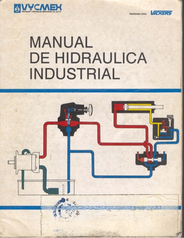 Manual de hidr ulica industrial vickers for Manual de acuicultura pdf