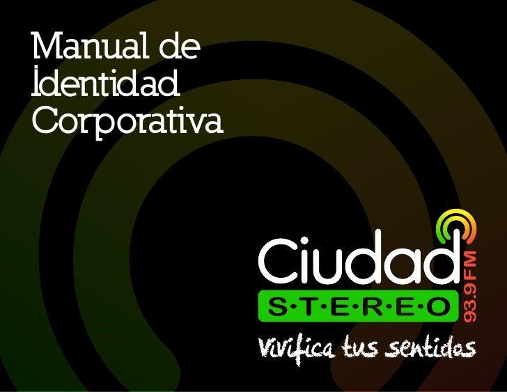 Manual deIdentidadCorporativa              93.9 FM