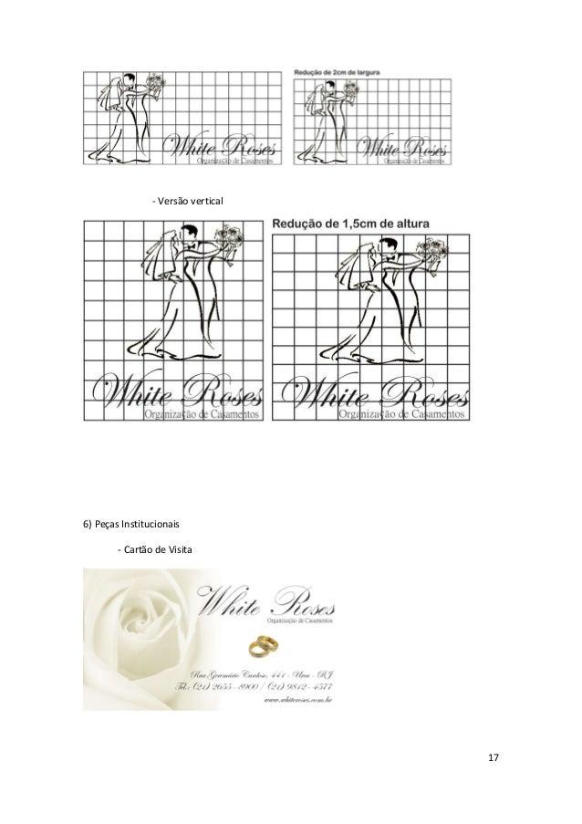 Manual de identidade visual casamento