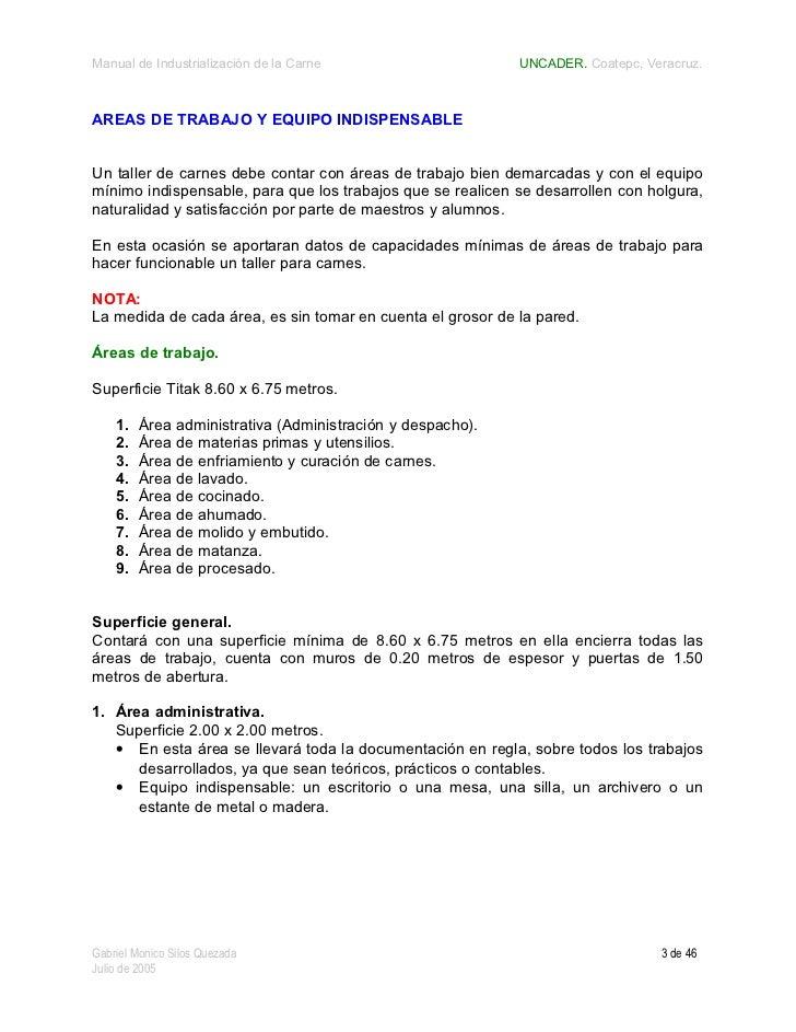 Manual de industrialización de la carne Slide 3