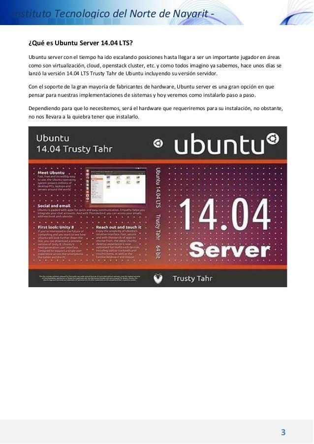 manual de instalacion de ubuntu server rh es slideshare net manual de instalacion de ubuntu en virtualbox manual de instalacion de ubuntu server
