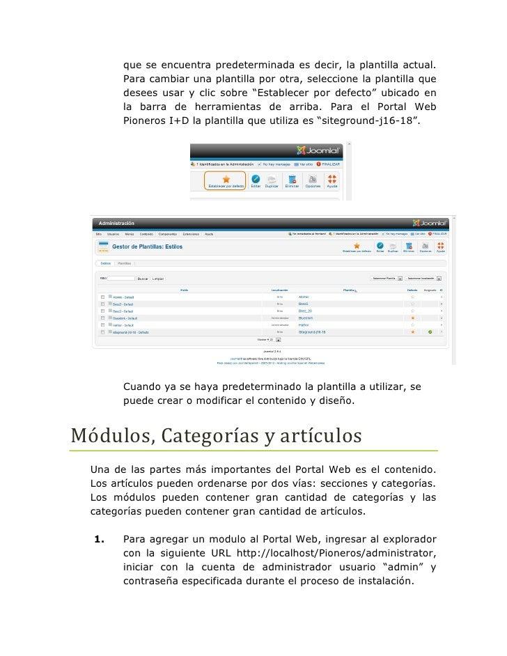 Famoso Plantilla Del Manual De Instalación Ilustración - Colección ...
