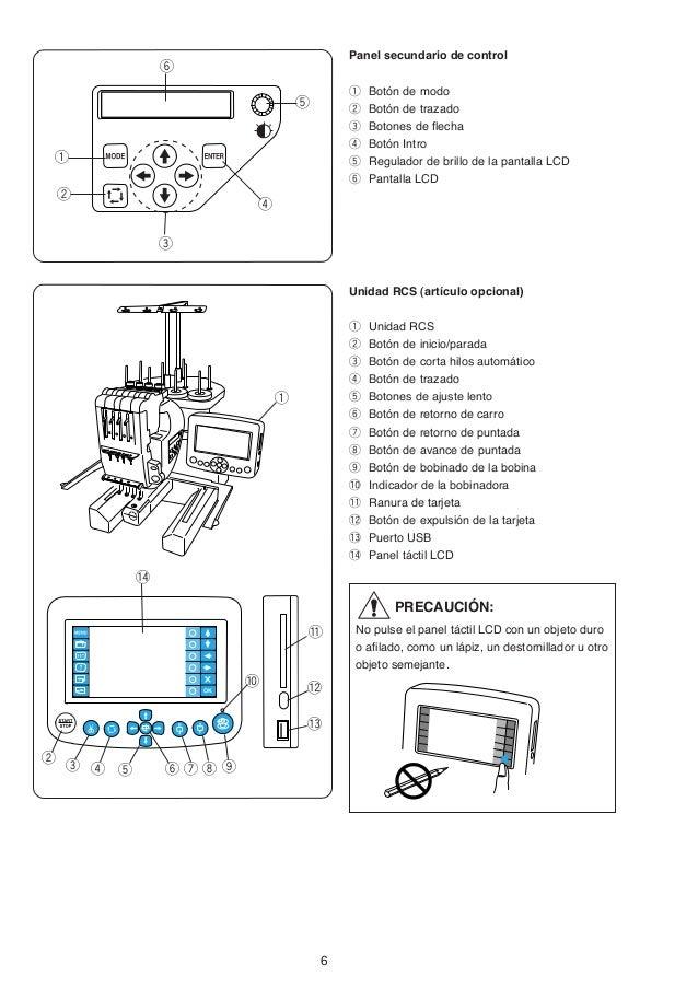 Janome Mb 4 manual
