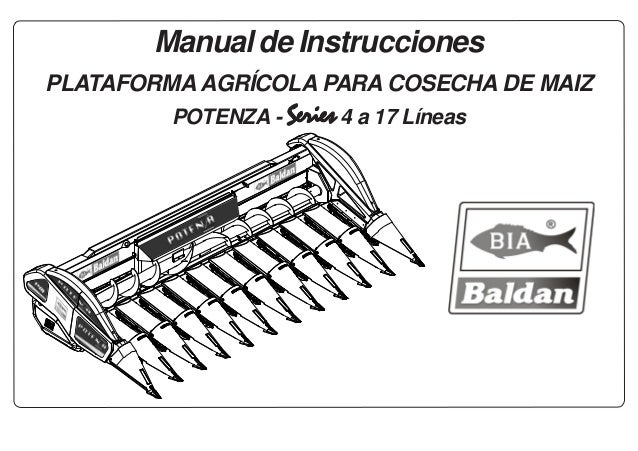 Manual de instrucciones potenza 00 (rev 02)