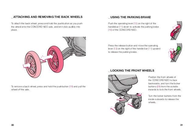 Concord Neo Car Seat Manual