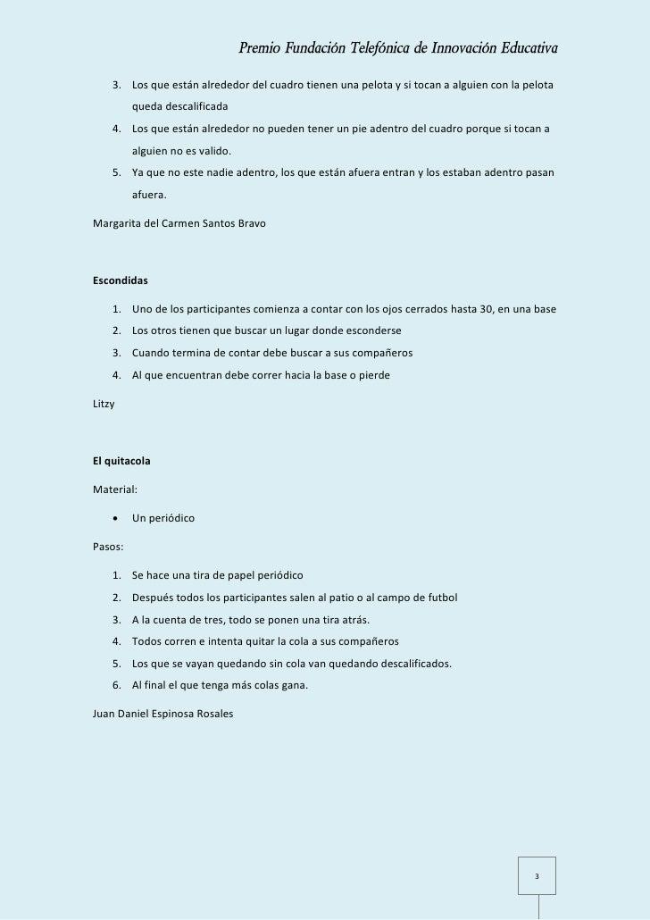 Manual De Juegos De Patio