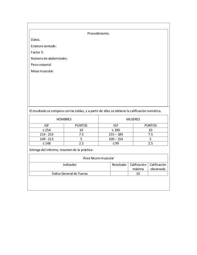 Manual de laboratorio de desempeño fisico