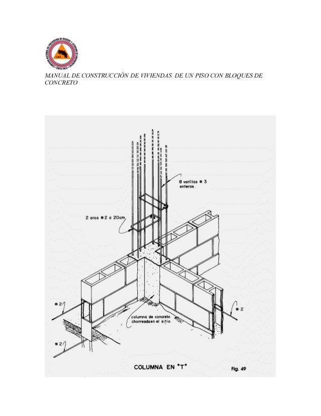 Manual de la construcción de viviendas