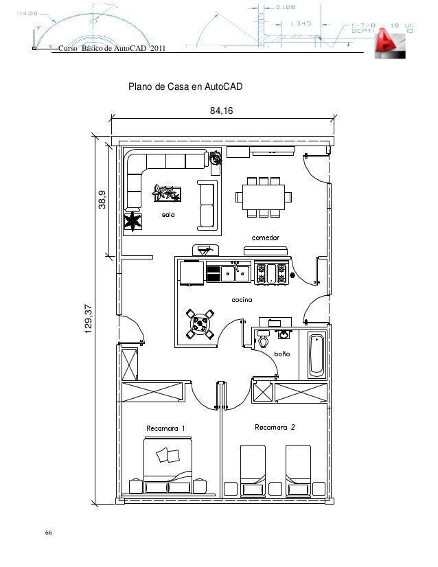 Manual del curso de autocad basico 2011