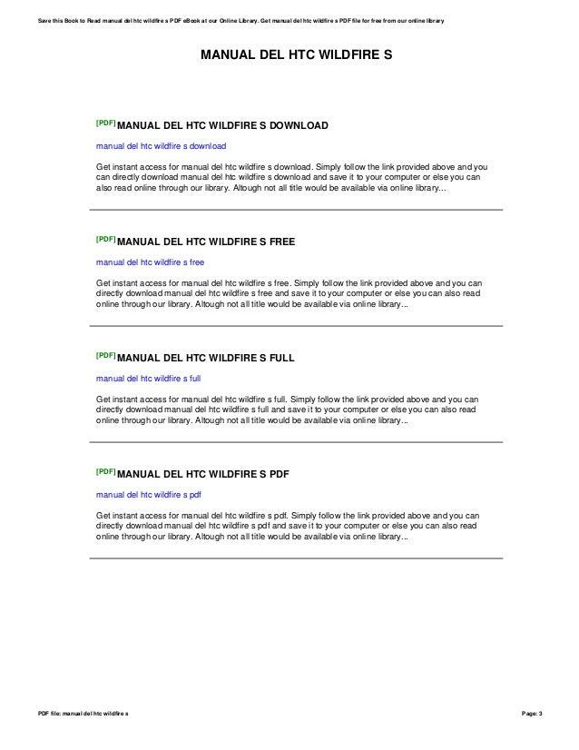 manual del htc wildfire s rh slideshare net BlackBerry Torch 9810 Manual Samsung Galaxy Ace 2 Manual