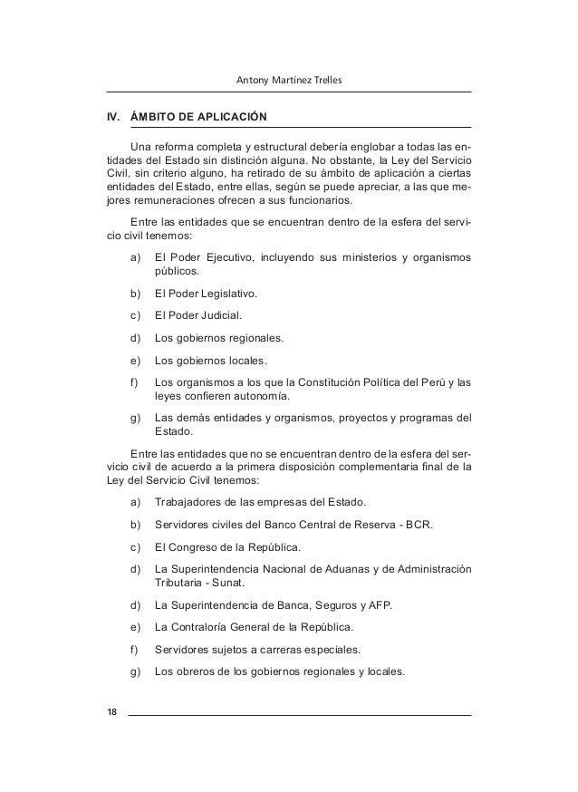 21 CAPÍTULO III ORGANIZACIÓN DEL SERVICIO CIVIL I. SISTEMA ADMINISTRATIVO DE GESTIÓN DE RECURSOS HUMANOS El rol del Siste...