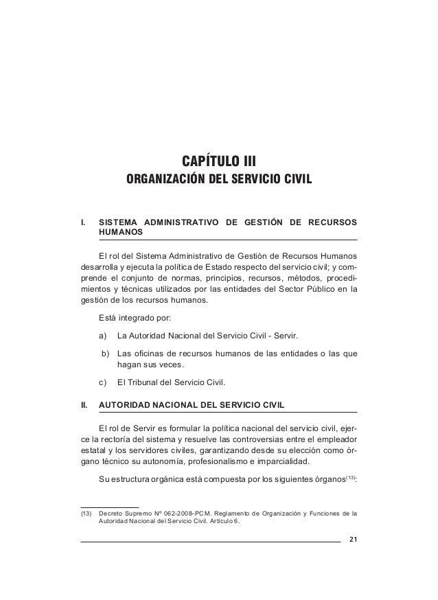 25 CAPÍTULO IV EL INGRESO Y LA CAPACITACIÓN EN EL SERVICIO CIVIL I. ACCESO AL SERVICIO CIVIL Los requisitos para acceder ...