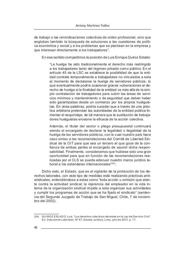 47 Manual del servicio civil y régimen laboral público laboral de los servidores civiles por supresión del puesto, debido ...