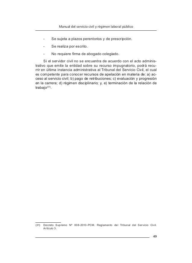 55 CAPÍTULO XI LOS DIRECTIVOS PÚBLICOS EN EL SERVICIO CIVIL I. FUNCIONES DEL DIRECTIVO PÚBLICO La ley ha definido a los d...