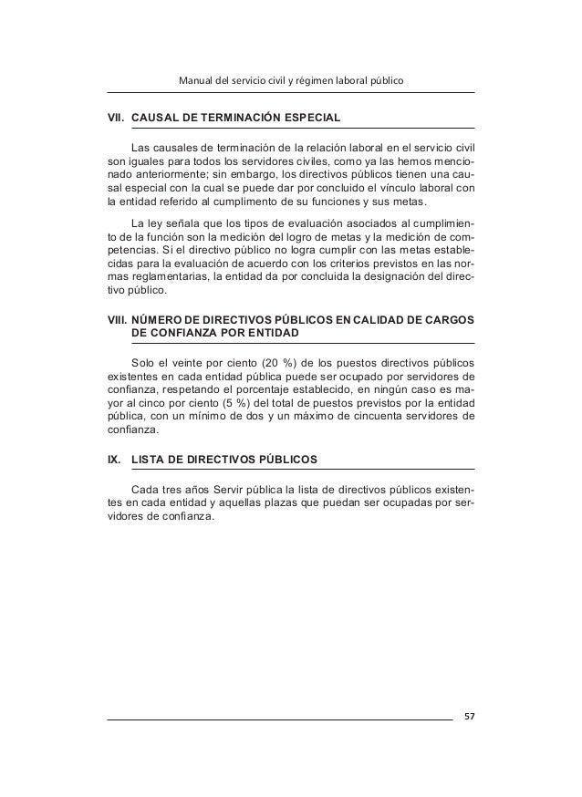 65 CAPÍTULO XIV SERVIDORES DE CONFIANZA EN EL SERVICIO CIVIL I. NÚMERO DE SERVIDORES DE CONFIANZA EN CADA ENTIDAD El núme...