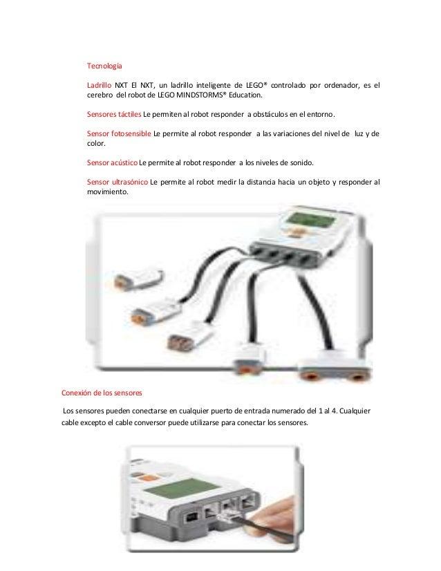 Manual del usuario de nxt 2 Slide 2