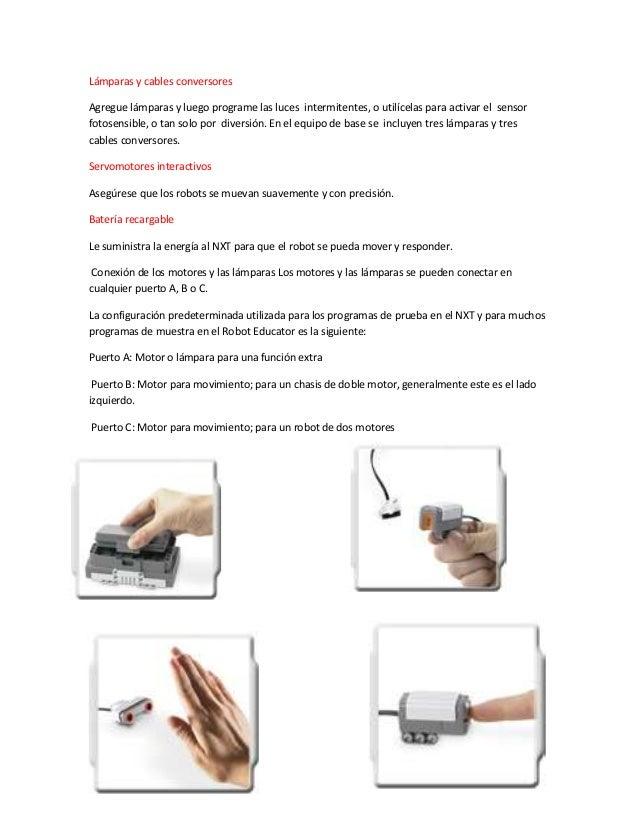 Manual del usuario de nxt 2 Slide 3
