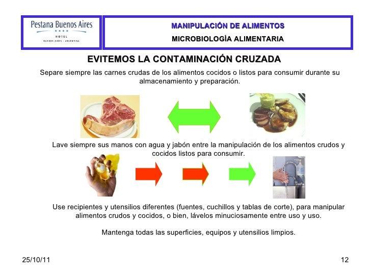 Manual de manipulacion de alimentos - Fuentes de contaminacion de los alimentos ...