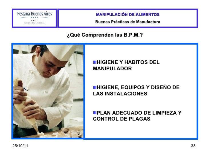 Manual de manipulacion de alimentos for Manual de buenas practicas de higiene y manipulacion de alimentos