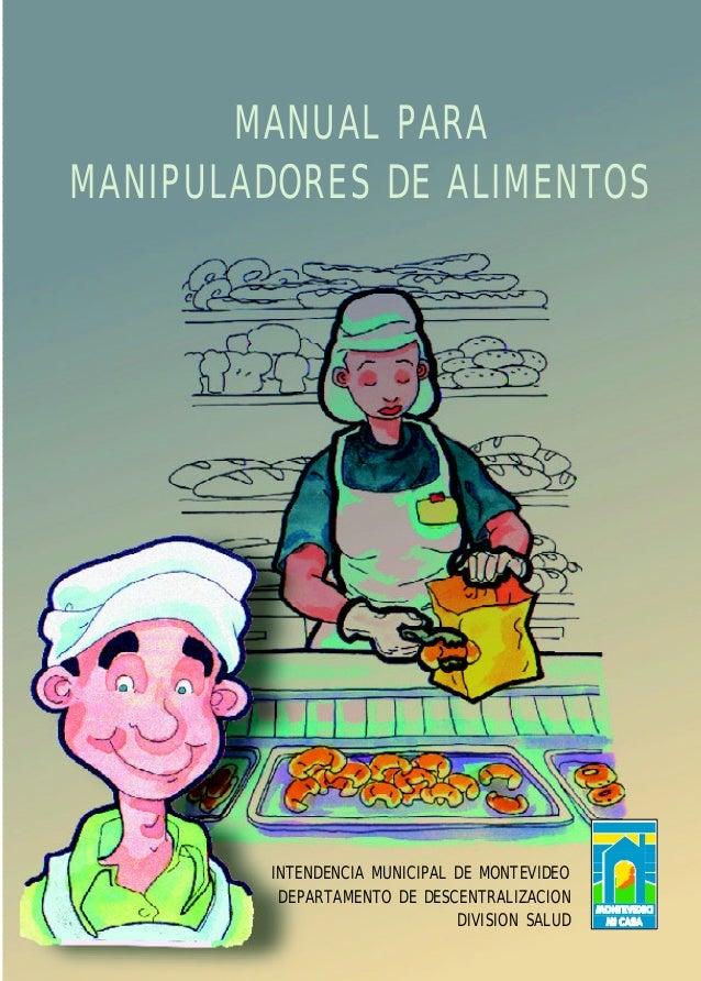 Manual de manipulacion de alimentos pdf for Manual de acuicultura pdf