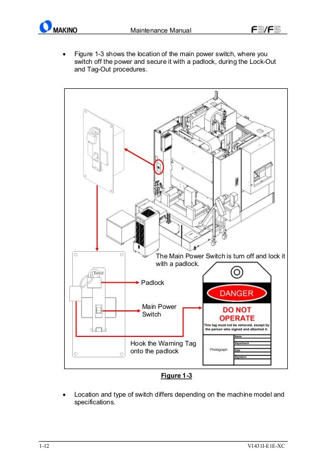 Manual de mantenimiento f3 f5 v1431 i-e1e-xc
