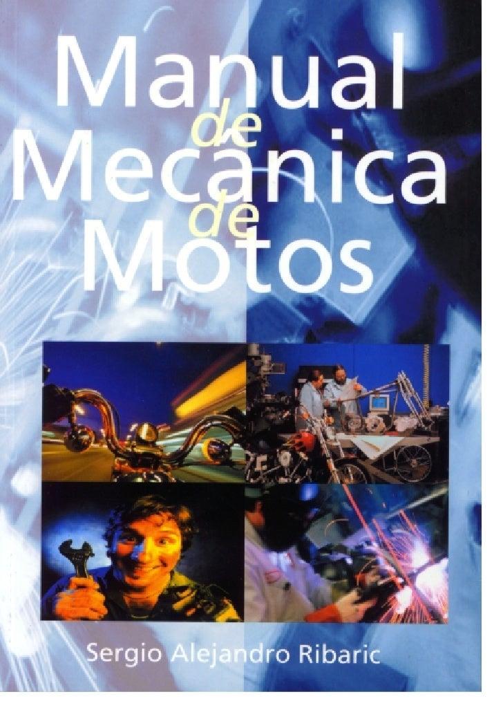Manual de mecânica de motos   sar