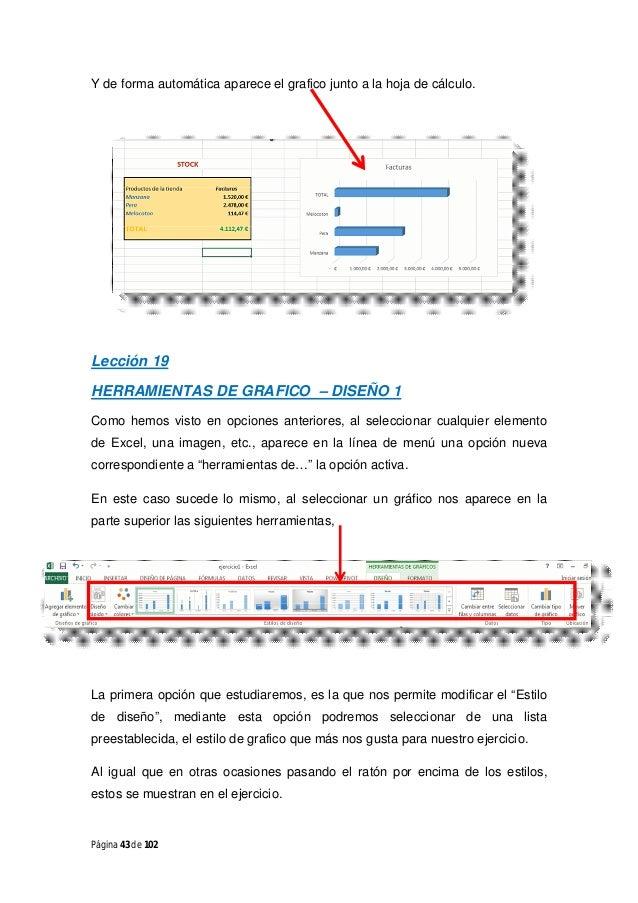 Manual de Microsoft Excel 2013