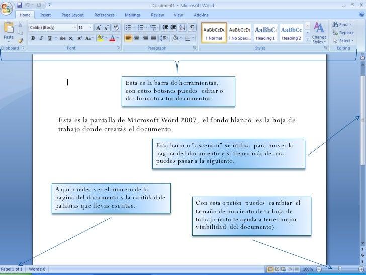 manual de microsoft word 2007 rh es slideshare net microsoft word 2007 manual download microsoft word 2007 user manual
