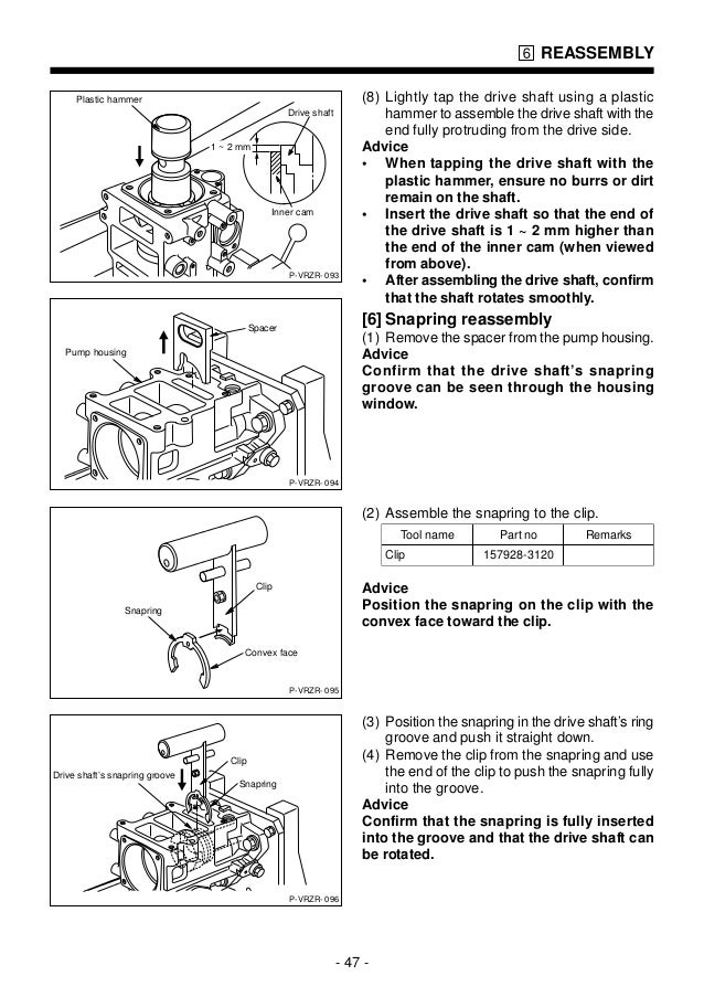Manual De Bomba Bosch Vp44 Diagram