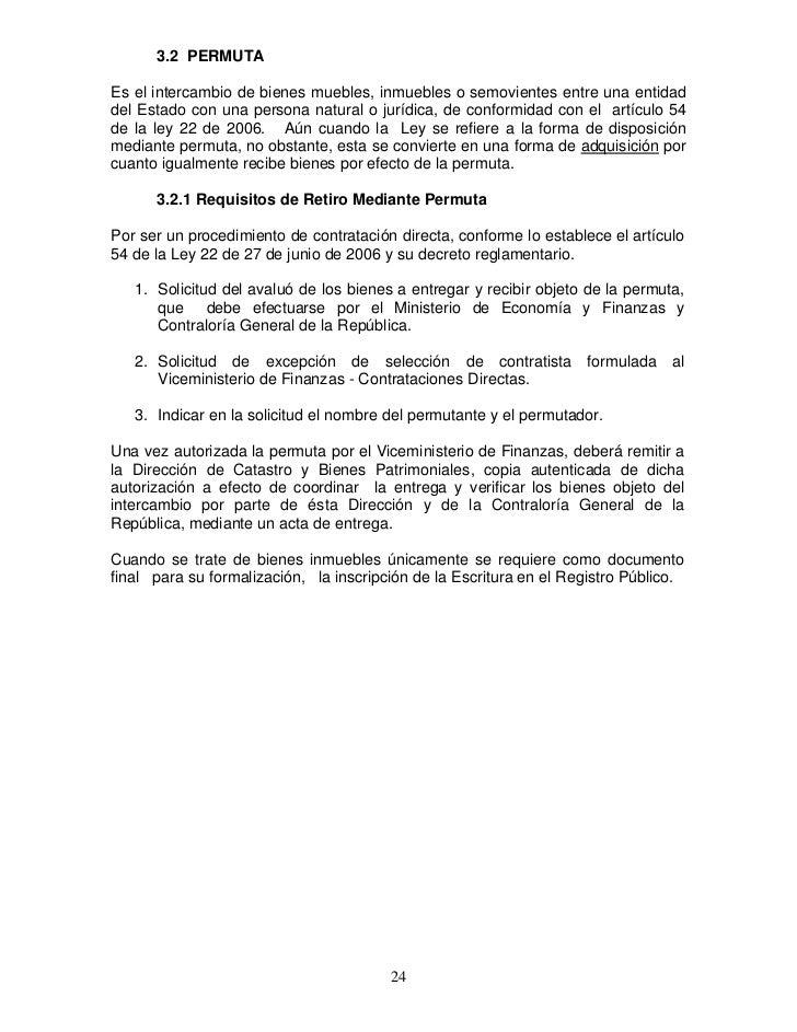 Registro De Bienes Muebles : Manual de normas generales para el registro y control