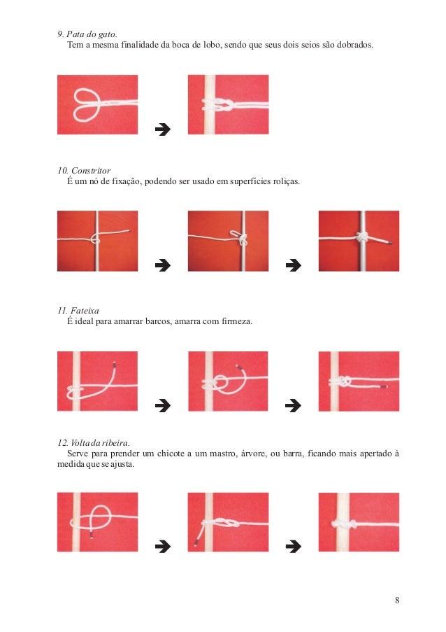 Manual de nós (bombeiros 1) Slide 3