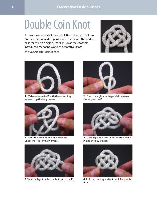 manual de n s decorativos 1 rh slideshare net Snake Knot Tutorial Tying Knots in Rope