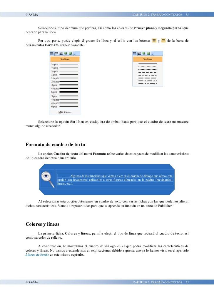 Manual de office publisher