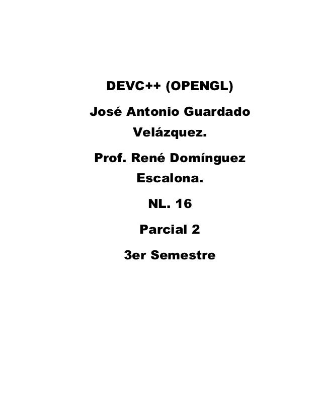 Manual de open gl.
