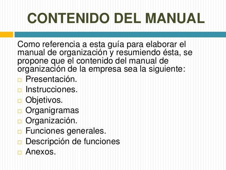 1 entrevista de personal perfiles y manual de procedimientos b ok o….