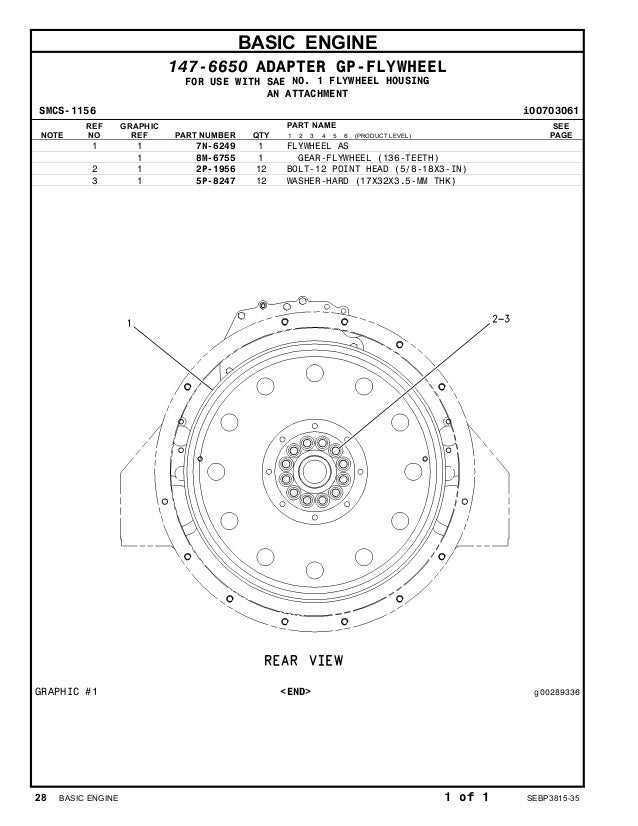 Cat C15 Fan Belt Diagram