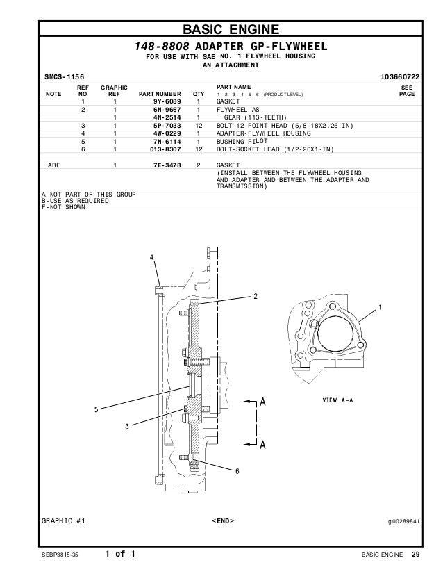 Manual de Partes - Motor C15 ACERT - www oroscocat com