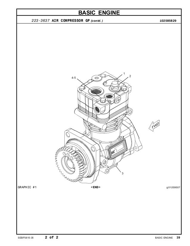 Bestseller  Cat C15 Engine Diagram Compressor