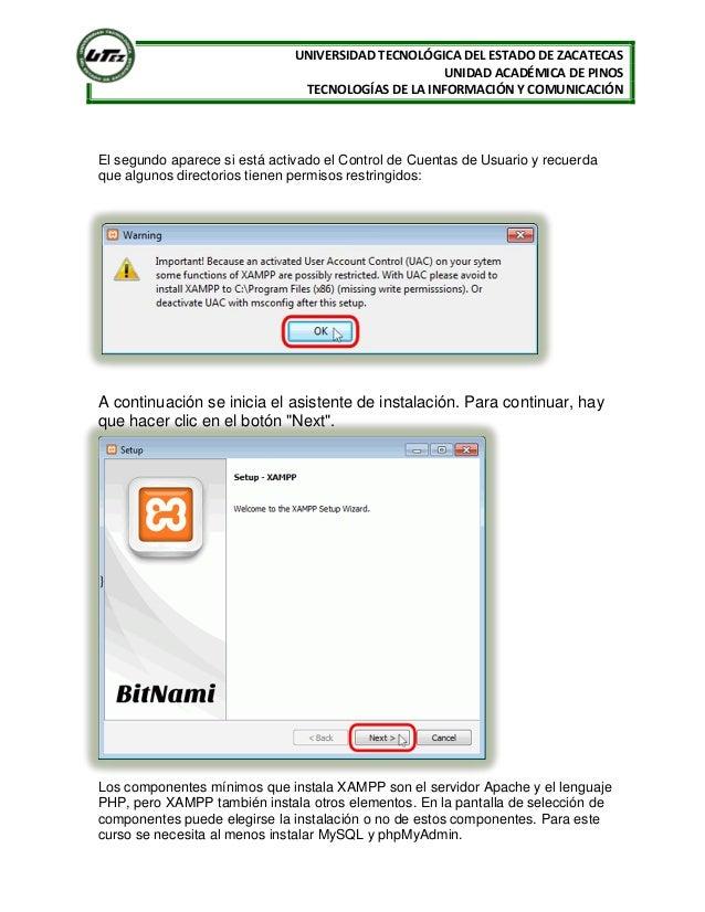 Manual de PhpMyAdmin  Slide 3