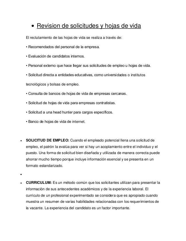 Manual de procedimiento para contratar a un gerente de tienda