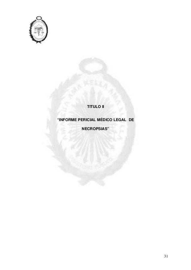 Manual de procedimientos forenses tanatologicos 2006 y