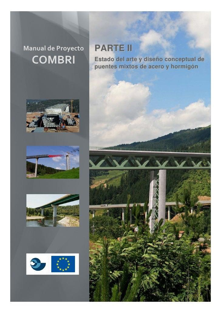 Manual de Proyecto COMBRI - Parte II