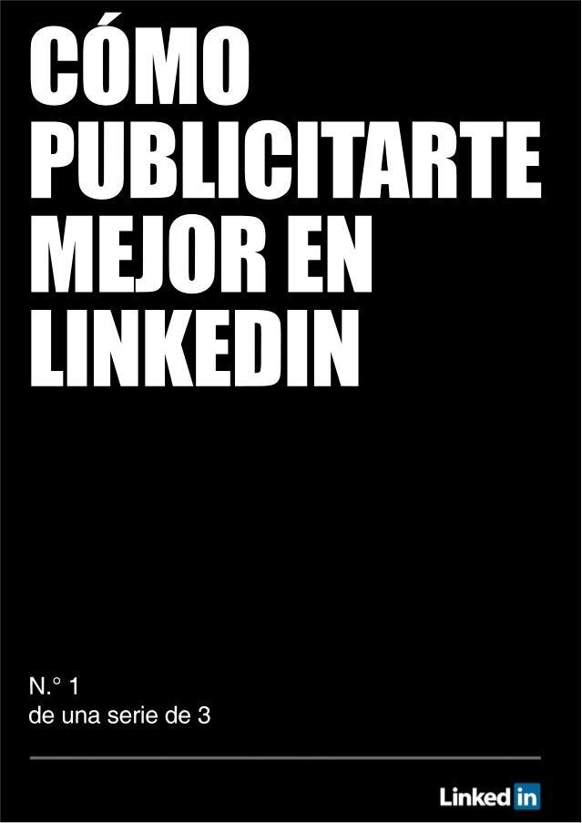 Manual de publicidad en linkedin
