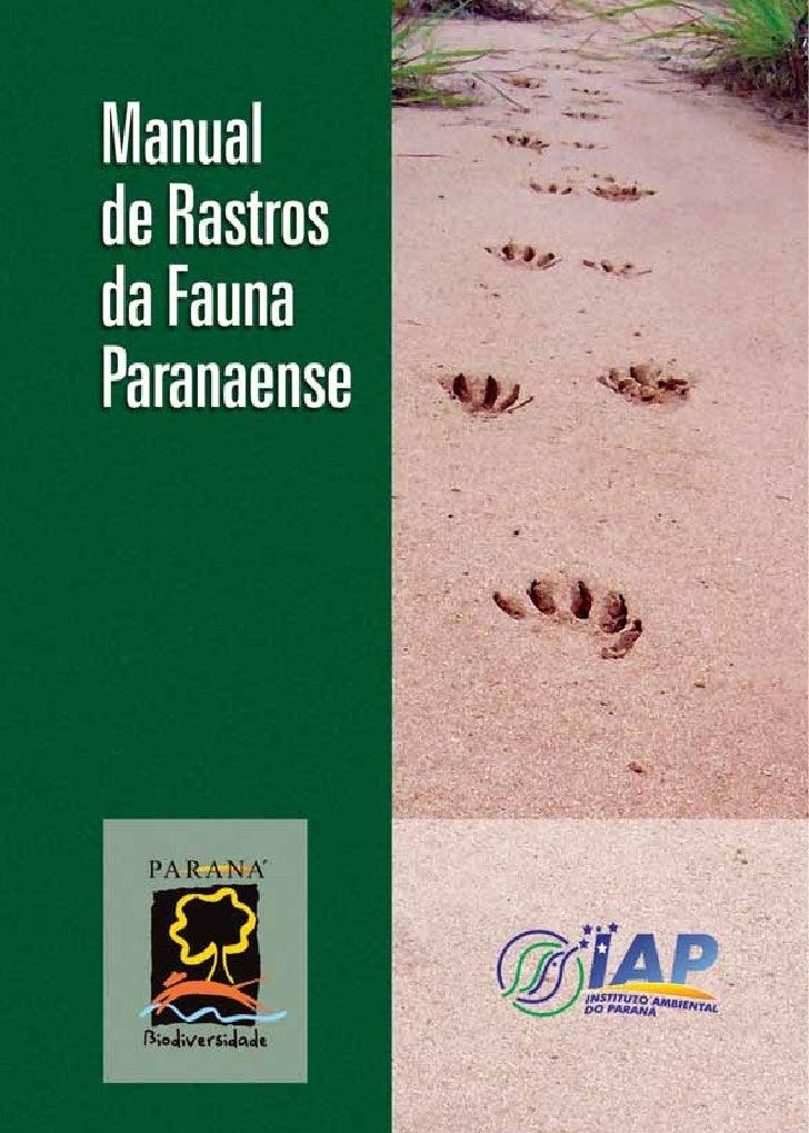 EDITORIA                            Governo do Estado do Paraná                             Departamento de Biodiversidade...