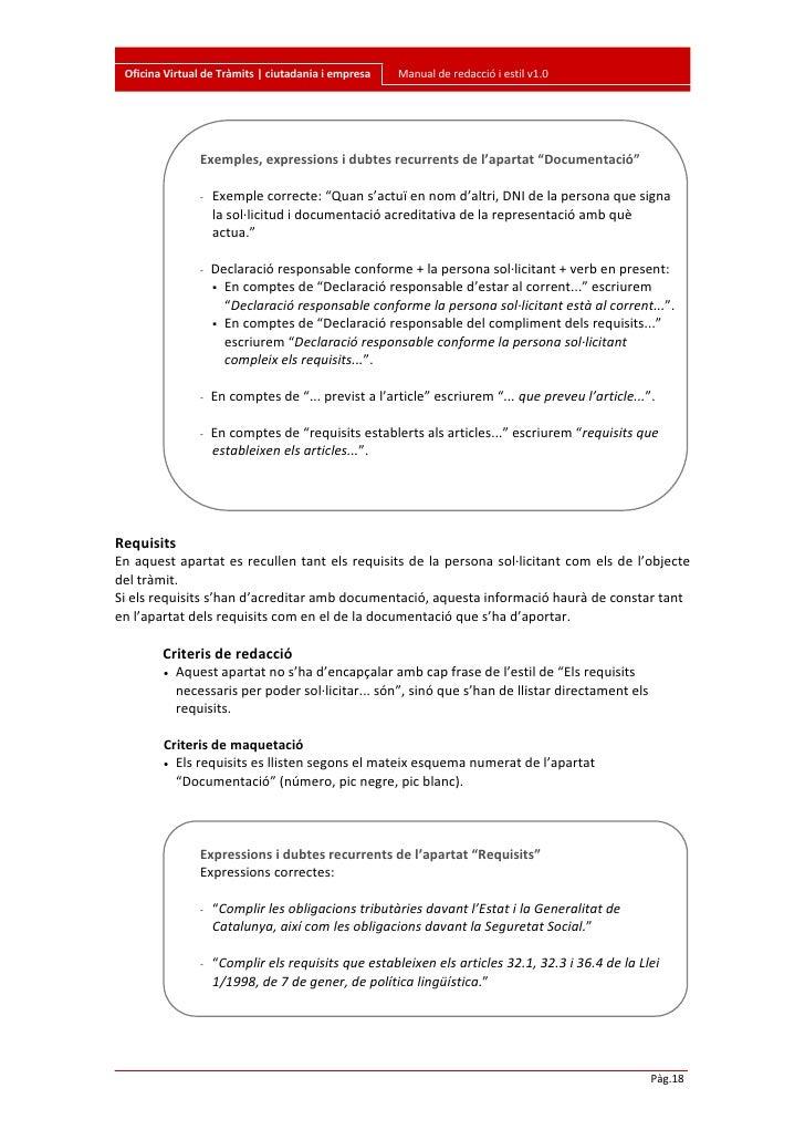 Manual de redacci i estil de l 39 ovt for Oficina virtual generalitat