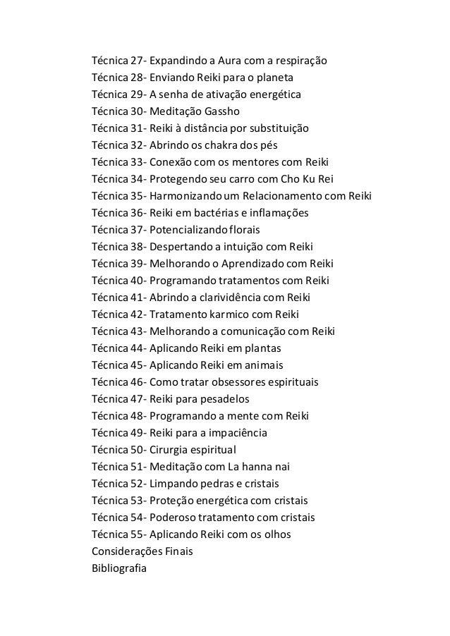 Manual de Reiki PDF Com 55 Técnicas Passo a Passo [Gratuito] Slide 3