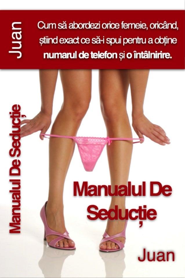 Arta seductiei unei femei