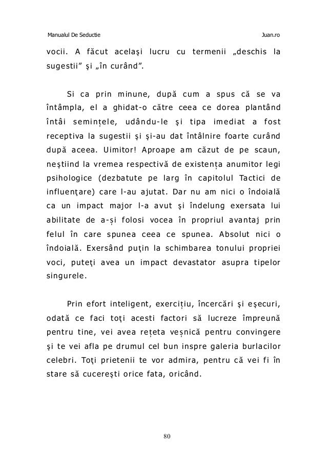 MANUALUL DE SEDUCTIE PDF DOWNLOAD